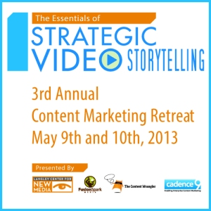 Content Marketing Retreat