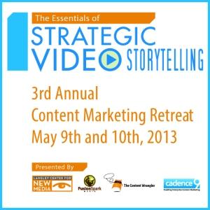 Content Marketing Retreat